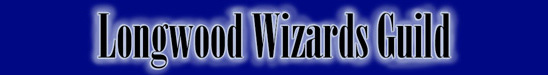 The Longwood Wizards Guild banner